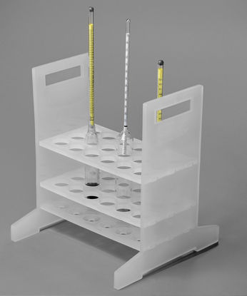 Picture of EA - HR-900 - 18-Place Hydrometer Rack (HR900)