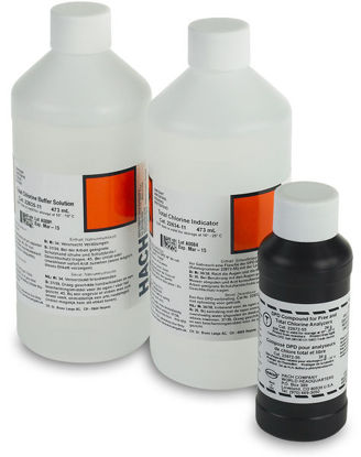 Picture of EA - H-25569-00 - Chlorine, Free, Reagent Set (H2556900)