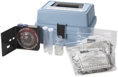Picture of EA - H-14542-00 - Chlorine, Free and Total, Model CN-70 Color Wheel Test Kit (H1454200)