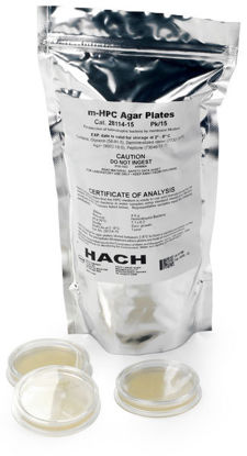 Picture of PK(15/pk) - H-28114-15 - m-HPC Prepared Agar Plates (H2811415)