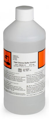 Picture of 473 ml - H-22635-11 - Chlorine, Total, Buffer Solution (H2263511)