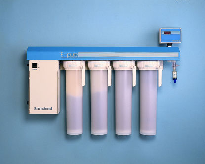 Picture of EA - D-4641 - E-Pure 4-Cartridge Water Purification System w/o Cartridges (D4641)