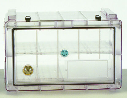Picture of EA - DK-201A - Medium Horizontal-Profile Desiccator Cabinet w/ 2 Shelves, 2 cu ft (DK201A)