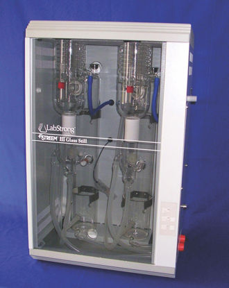 Picture of EA - LS-56210 - Fistreem All-Glass 4 l/hr Still, 240V, 13 Amps (LS56210)