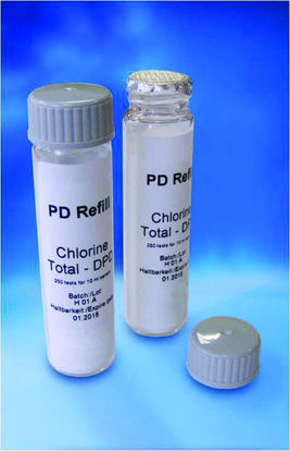 Picture of 250 TESTS - PD-251T - Total Chlorine Refill (PD251T)