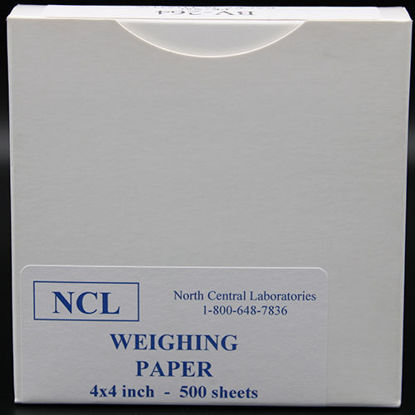 """Picture of PK(500/pk) - BV-264 - 4"""" x 4"""" Weighing Paper (BV264)"""