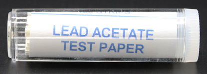 Picture of EA - TL-102 - Vial (100) Lead Acetate Test Paper (TL102)
