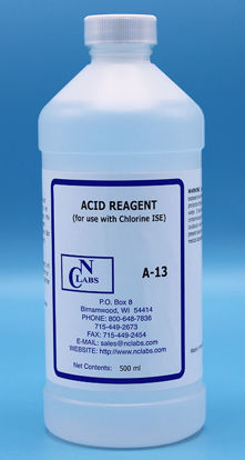Picture of A-13 - Acid Reagent for Use w/ Chlorine ISE (A13)