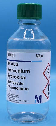 Picture of A-20 - Ammonium Hydroxide, ACS, Concentrated (A20)