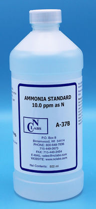 Picture of A-37B - Ammonia Standard, 10.0 ppm as N (A37B)