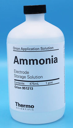 Picture of 475 ml - O-951213 - Ammonia ISE Storage Solution for Use w/ HP Ammonia ISE (O951213)