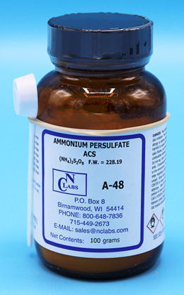 Picture of A-48 - Ammonium Persulfate, ACS (A48)