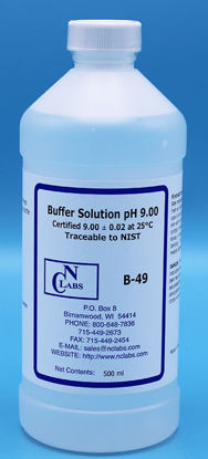 Picture of B-49 - pH Buffer Solution, pH 9.00 (B49)