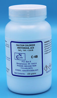 Picture of C-4B - Calcium Chloride, Anhydrous, ACS (C4B)