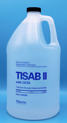 Picture of 3.8 LTR - O-940909 - TISAB II Buffer for Use w/ Fluoride ISE, APHA for Fluoride (O940909)