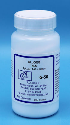 Picture of G-50 - Glucose, ACS (G50)
