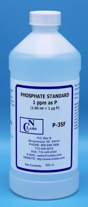 Picture of P-35F - Phosphate Standard, 1 ppm as P (P35F)