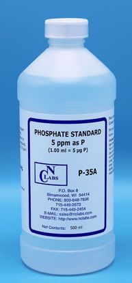 Picture of P-35A - Phosphate Standard, 5 ppm as P (P35A)