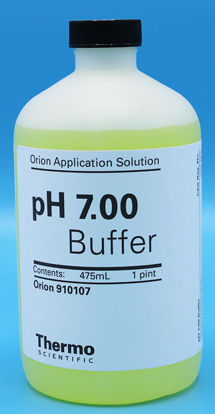 Picture of 475 ml - O-910107 - Orion pH 7.00 Buffer Solution, Yellow (O910107)