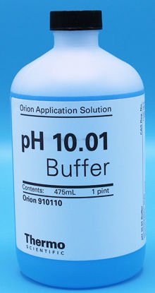 Picture of 475 ml - O-910110 - Orion pH 10.01 Buffer Solution, Blue (O910110)