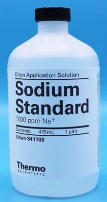 Picture of 475 ml - O-841108 - Sodium Standard, 1000 ppm as Na (O841108)