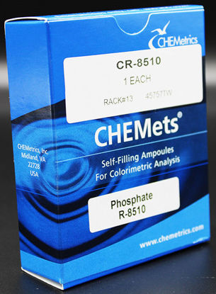 Picture of EA - CR-8510 - CHEMets® Phosphate (Ortho) Refill Ampules (CR8510)