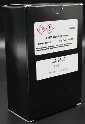Picture of PK(6/pk) - CA-9500 - Activator Solution for Sulfide (CA9500)