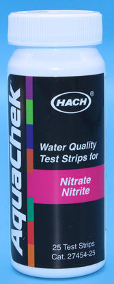 Picture of PK(25/pk) - H-27454-25 - Nitrate/Nitrite Test Strips (H2745425)