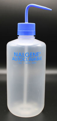 Picture of BN-2410 - 1000 ml Nalgene #2405 Autoclavable Wash Bottle (BN2410)