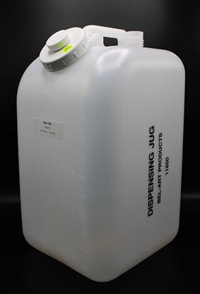 Picture of CB-150 - 5 Gallon High-Density Dispensing Jug (CB150)