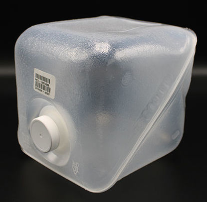 Picture of CS(12/cs) - CB-301 - 1 Gallon Cubetainer, Certified/Metals Analysis (CB301)