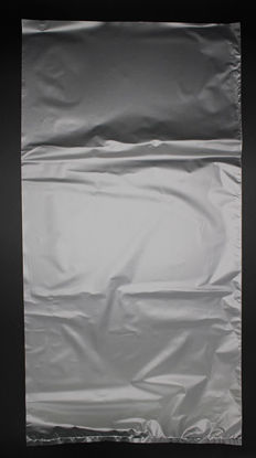 """Picture of BX(100/bx) - BB-824 - Clear Biohazard Disposal Bags, 12"""" x 24"""" (BB824)"""