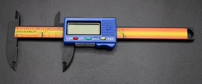 "Picture of EA - CC-417 - Digital Calipers, 4"" (100 mm) x 0.1"" (0.1 mm) (CC417)"