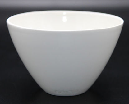 Picture of CC-526 - Coors #60139 Solid Bottom Porcelain Crucible (CC526)