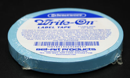 "Picture of LV-102B - ½"" x 40 yd Blue Autoclave Labeling Tape (LV102B)"