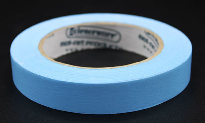 """Picture of LV-103B - ¾"""" x 40 yd Blue Autoclave Labeling Tape (LV103B)"""