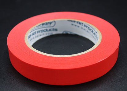 """Picture of LV-103R - ¾"""" x 40 yd Red Autoclave Labeling Tape (LV103R)"""