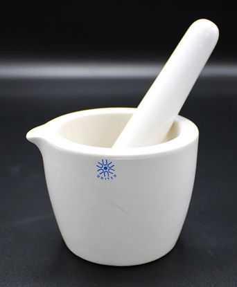 """Picture of SET - MC-104 - 3"""" Mortar and Pestle (MC104)"""