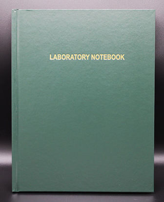 Picture of LN-101 - Green-Grid Lab Notebook, 100 Pages (LN101)