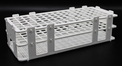 Picture of EA - RS-13 - Polypropylene Test Tube Rack w/ 13 mm Openings (RS13)