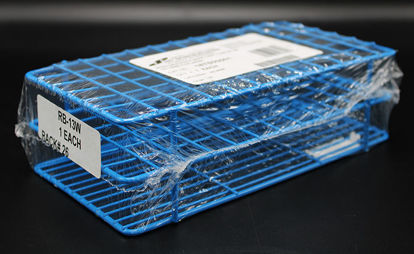 Picture of EA - RB-13W - Wire Test Tube Rack w/ 72 Openings for 13 mm Tubes (RB13W)