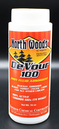 Picture of NW-246 - DeVour Fluid Absorbant, 100x Its Weight (NW246)