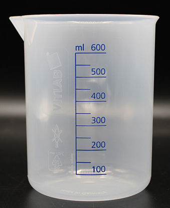 Picture of BN-505 - 600 ml Plastic PP Beaker (BN505)