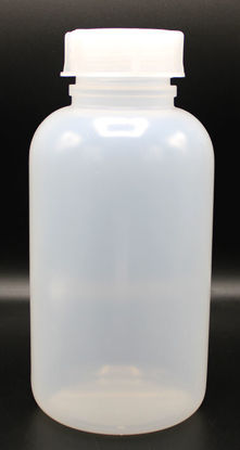 Picture of BB-200 - 2000 ml Plastic Wide-Mouth Bottles w/ Deep Thread (BB200)