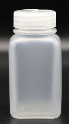 Picture of BN-730A - 175 ml Wide-Mouth Square PP Bottle (BN730A)
