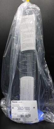 Picture of CN-596 - 1000 ml Transparent PMP Graduated Cylinder (CN596)