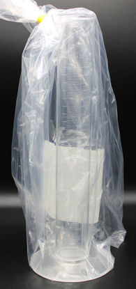 Picture of CB-594 - 250 ml Economy Clear PMP Graduated Cylinder (CB594)