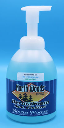 Picture of NW-166 - Derma Foam Hand Sanitizer, 550 ml Pump (NW166)