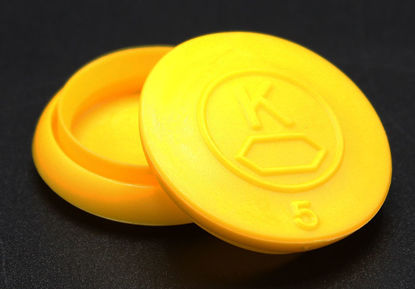 Picture of FK-155 - Snap Cap, Kimax, PE, Size 5 (FK155)
