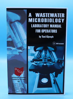 Picture of EA - BK-305 - A Wastewater Microbiology Laboratory Manual for Operators (BK305)